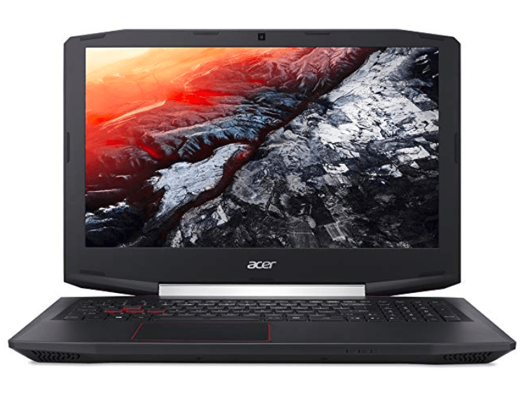 Amazon com Acer Aspire VX 15 Gaming Laptop 7th Gen Intel Core i7 NVIDIA GeForce GTX 1050 Ti 15 6 Full HD 16GB DDR4 256GB SSD VX5 591G 75RM Electronics