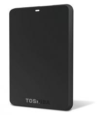 Toshiba Canvio Basics 3 0 1 TB Portable Hard Drive Black HDTB210XK3BA Electronics