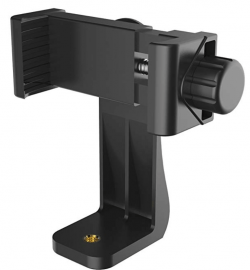 phone holder accessory for tripod