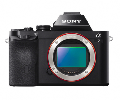 Sony a7 Digital Camera ILCE7 B B H Photo Video