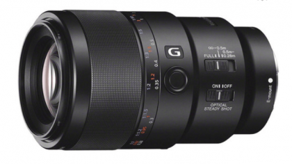 Sony FE 90mm f 2 8 Macro G OSS Lens with Circular Polarizer B H